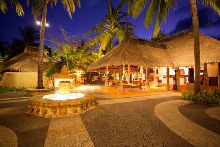 Novotel Lombok Reception area